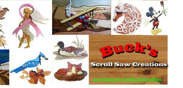 Buck's Scroll Saw Creations