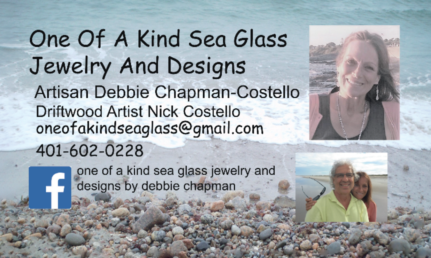 One Of A Kind Sea Glass Jewelry And Designs