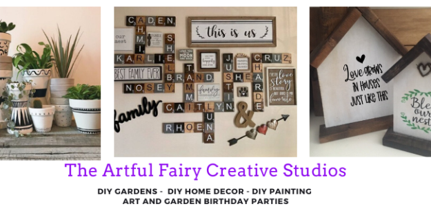 The Artful Fairy Creative Studios