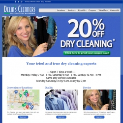 Delias Cleaners
