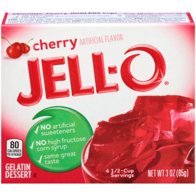 jello cherry