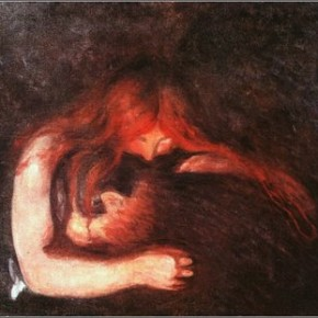 The Love Paintings, Edvard Munch
