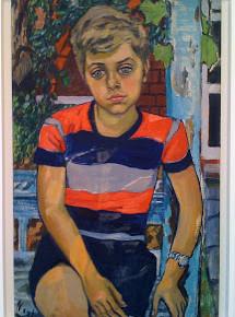 Alice Neel Portraits @ David Zwirner, NY