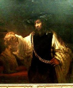 Rembrandt @ The Metropolitan Museum of Art, NY