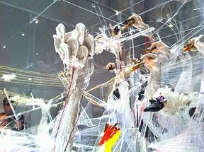 DAVID Altmejd at Andrea Rosen Gallery