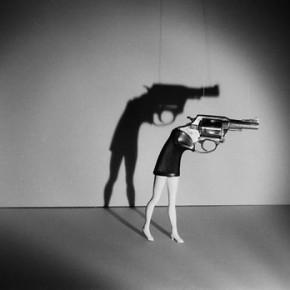 GUNS in CONTEMPORARY ART; A REFLECTION