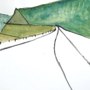 Lee Ranaldo, Galerie Jan Dhaese, Gent