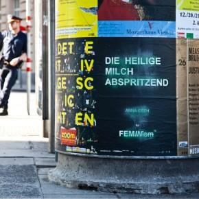 Anna Ceeh and Iv Toshain on FEMINi̶s̶m̶, Vienna