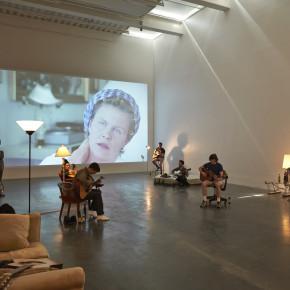 Ragnar Kjartansson, New Museum, NY, 2014