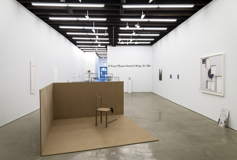 Installation view: Itself Not So, curated by Rachel Valinsky, Lisa Cooley, New York, 2014 Courtesy of the artists and Lisa Cooley, New York  Photography: Cary Whittier