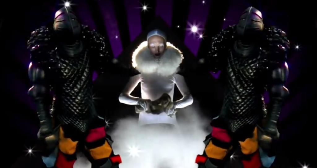 Escandalo, La Bruja, Video still courtesy of Tim Goossens, 2015