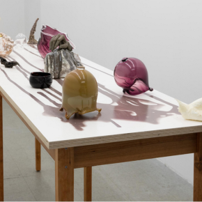 Kelly Akashi at Tomorrow Gallery, New York