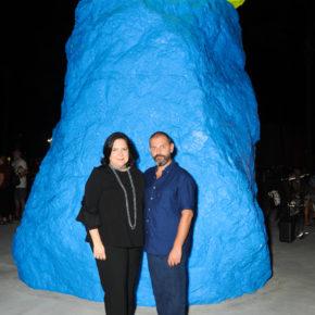 Ugo Rondinone, Miami's Magic Mountain