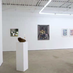Wind-Scoured Scribes enchanted at Mother Gallery, Beacon