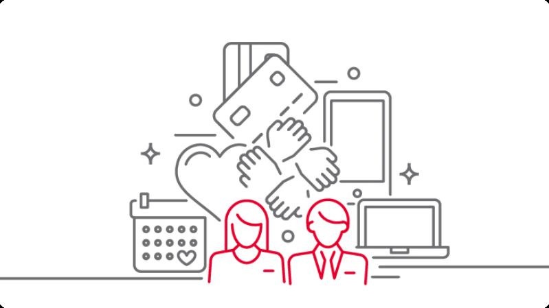 Anunciamos la actualización sobre las medidas de apoyo para nuestros clientes