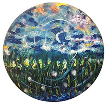 Damaris painting
