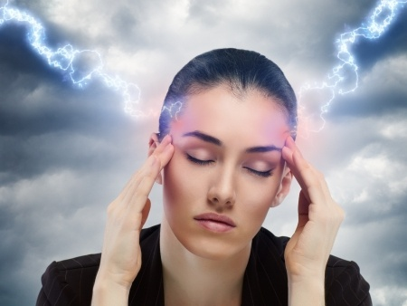 energy protection from headache and pain