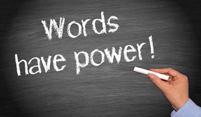 nlp words have power