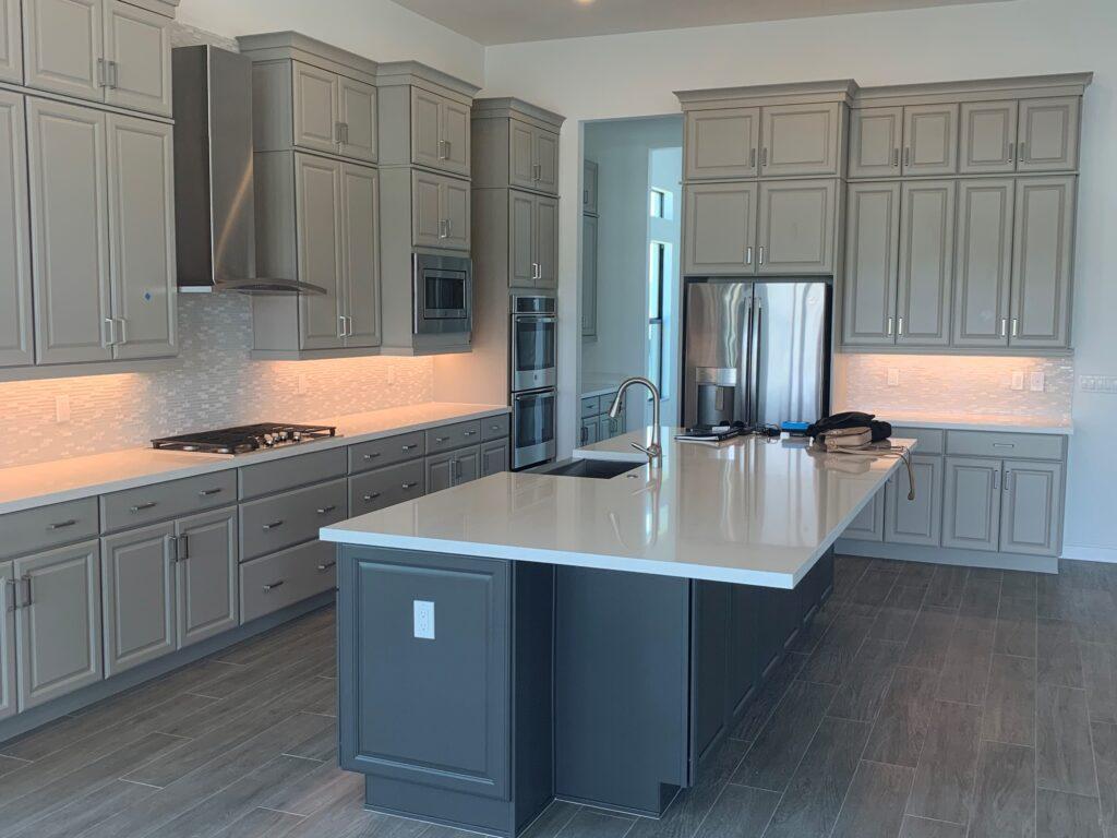Lechner Residence Kitchen