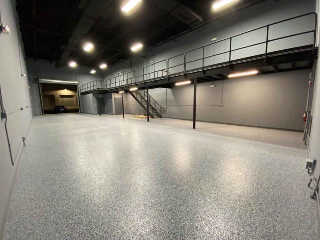 Yale Warehouse Mezzanine
