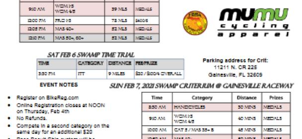 SWAMP CLASSIC
