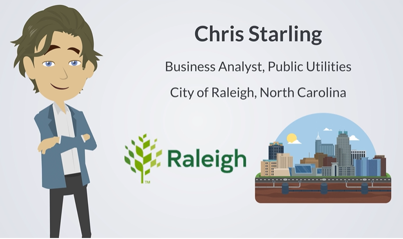 City of Raleigh – Essential Pipeline Applications