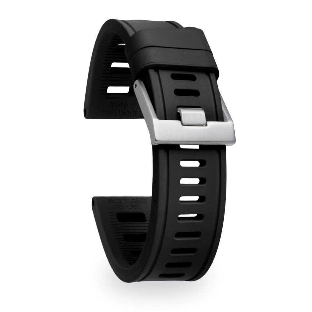 Black watch band