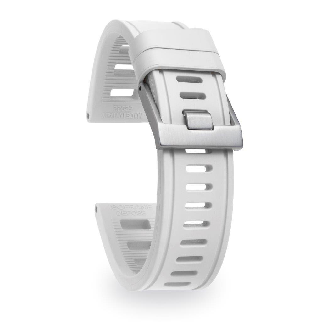 light grey watch strap