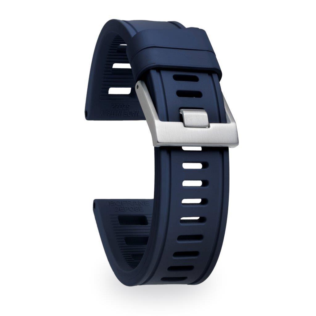 navy blue strap