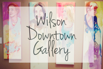Wilson Downtown Gallery on Harrisonblog