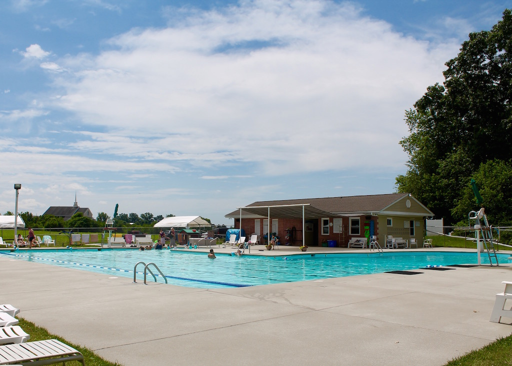 Ashby Recreation Area | Become a Better Swimmer | Bridgewater, VA