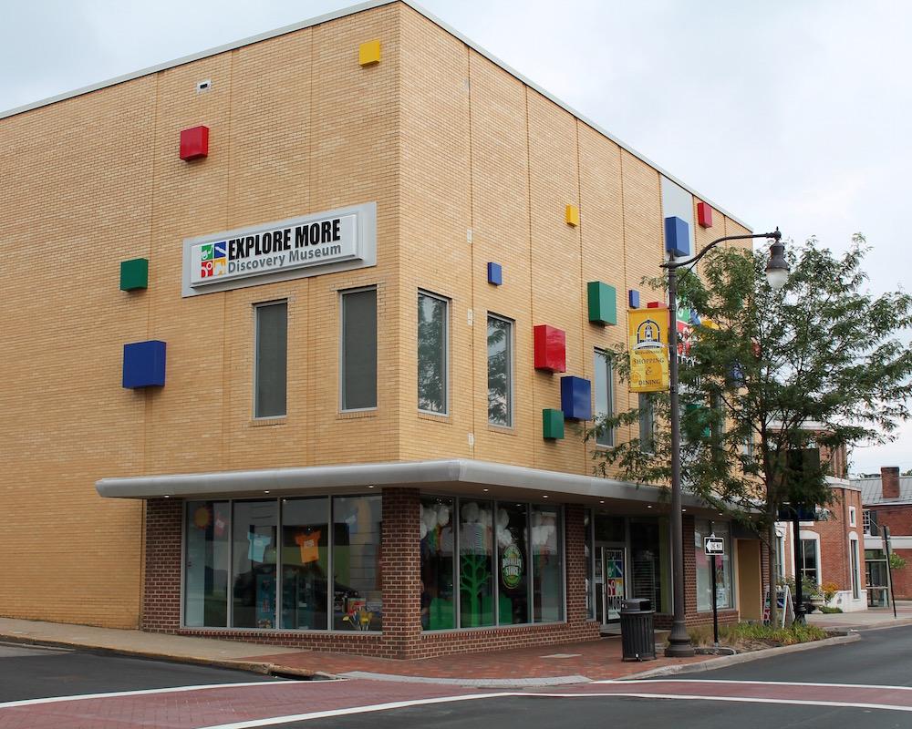 Exploring Harrisonburg: Explore More Discovery Museum   Harrisonblog