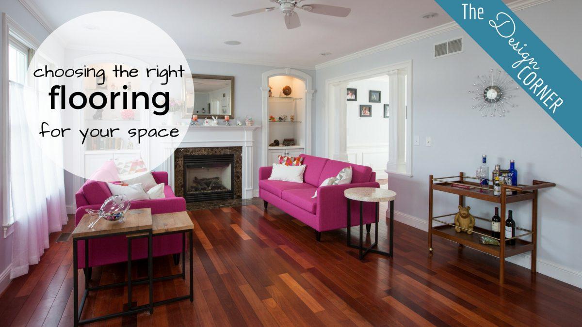 The Design Corner | Flooring