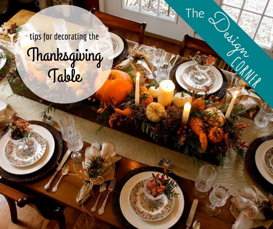 Thanksgiving table   Harrisonblog.com