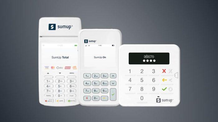 sumup - a máquina de cartão com a menor taxa de débito