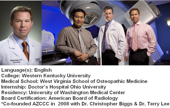 AZCCC Dr. Daniel Reed