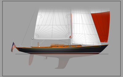 Taylor 49 Racer/Cruiser