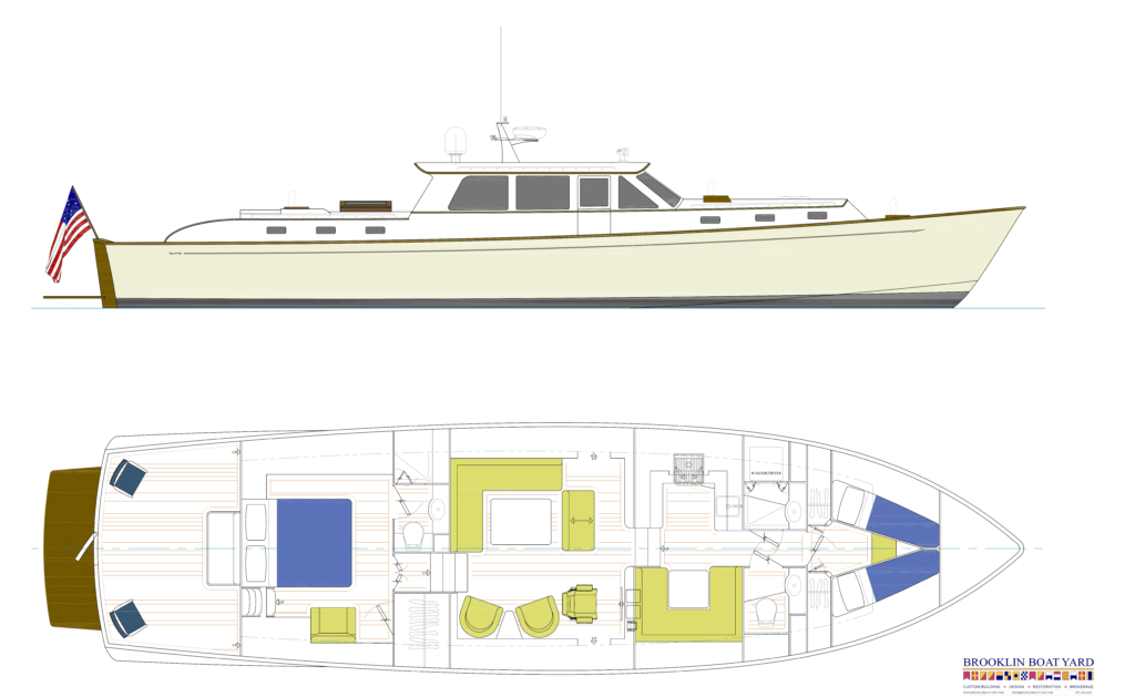 Denny Master R02 GA_ Outboard Profile