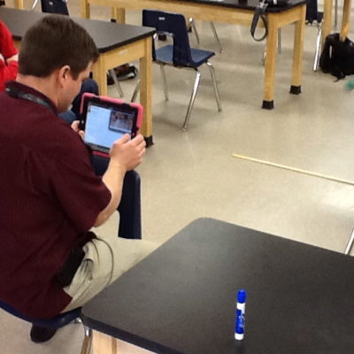 iOS devices in the Classroom