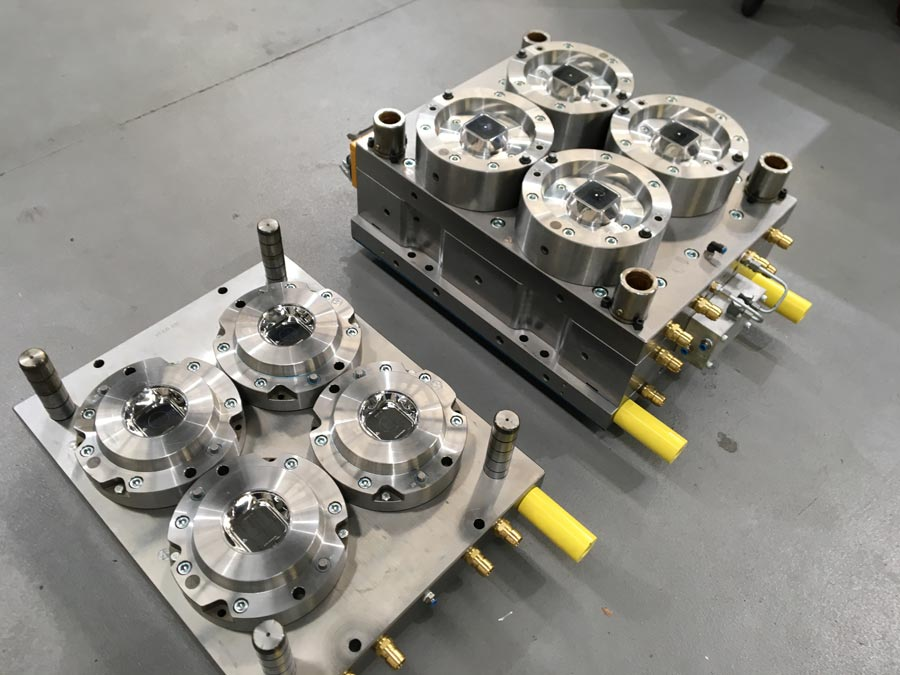 IML Injection Moulding Tool