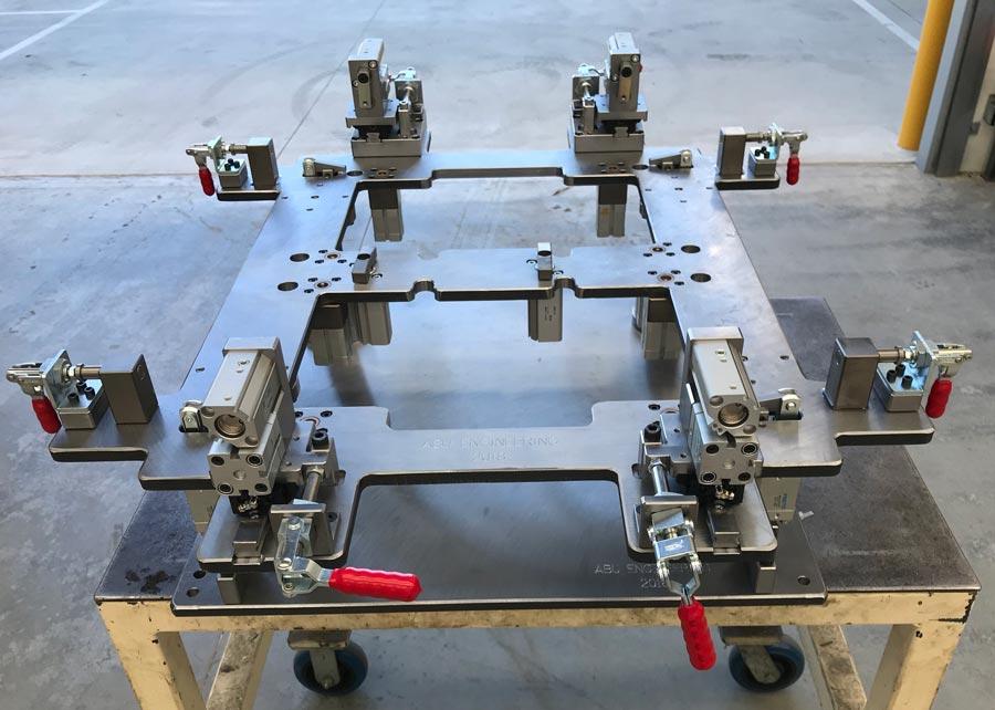 Robot Welding Cell