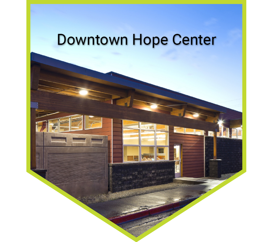 Downtown Hope Center version 2 before