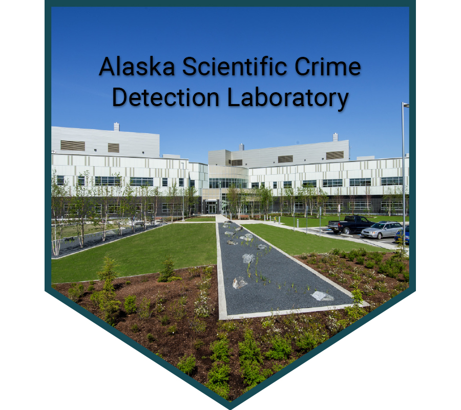 LSS AK forensic lab version 2 before