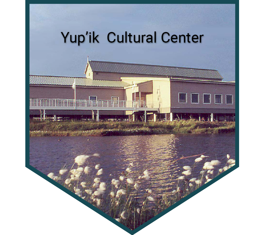 LSS Yup'ik cultural center before