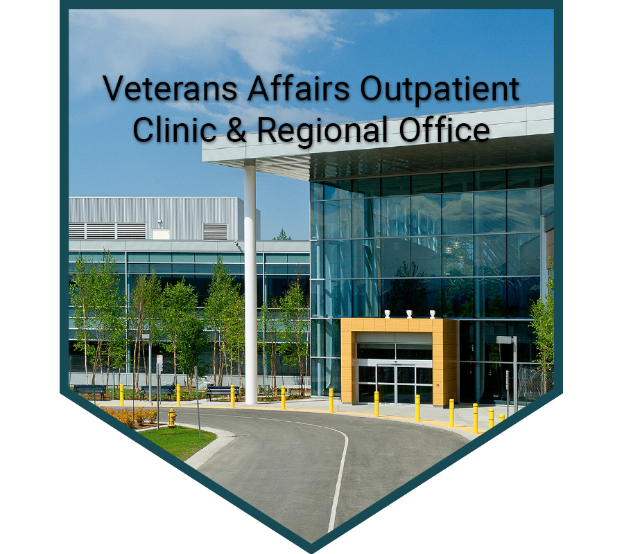 LSS veterans administration clinic before