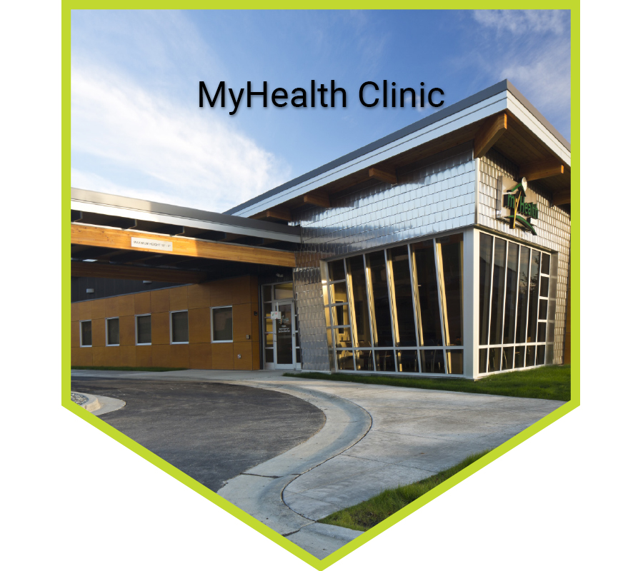 MyHealth Clinic before