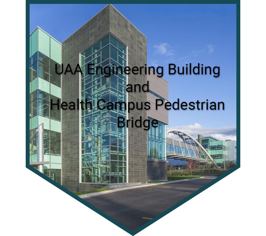 LSS UAA Engineering and Pedestrian Bridgea