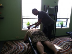 Dr. Lee utilizes a Chiropractic technique Network Spinal Analysis