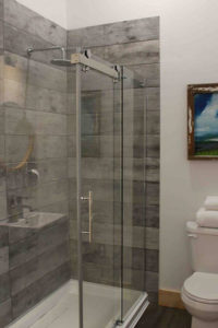 Bay Room Walk-in Shower