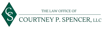 Courtney Spencer Law Logo
